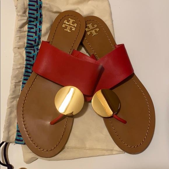 Tory Burch Disk Sandal